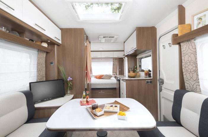 Sterckeman Alize Concept 475 CP - Interior
