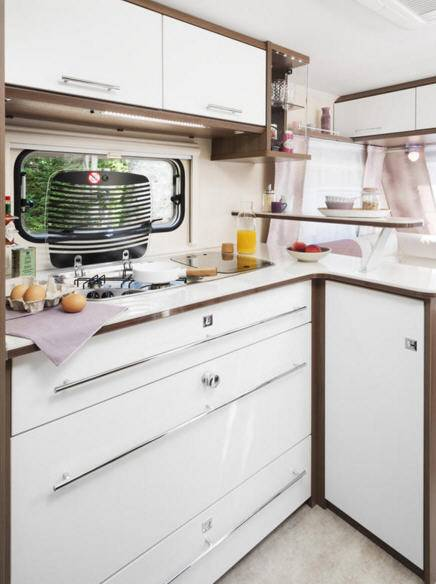 Sterckeman Alize Concept 550 PE - Interior
