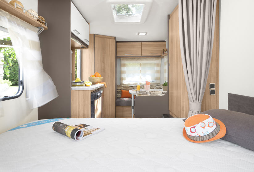 Sterckeman STARLETT 390 CP - Interior