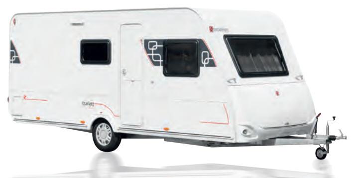Sterckeman STARLETT 470 CP S/XL-DCH - Exterior