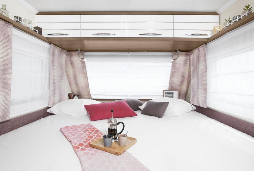 Sterckeman ALIZE TREND 460 LJ - Interior