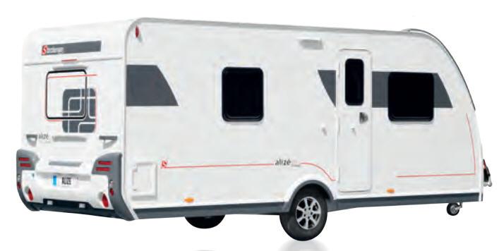 Sterckeman ALIZE TREND 490 PE - Exterior