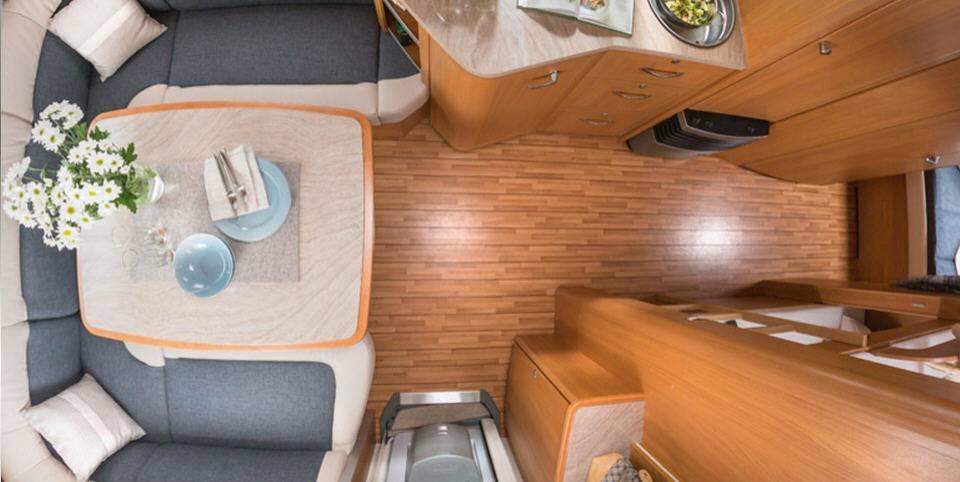 Tabbert Vivaldi 690 MD - Interior