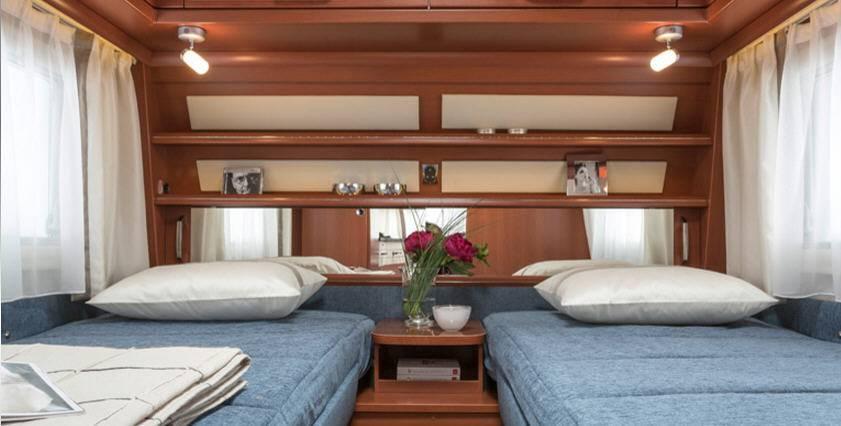 Tabbert Puccini 550 E 2,3 - Interior