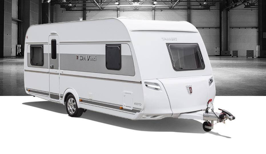 Tabbert Da Vinci 380 TD - Exterior