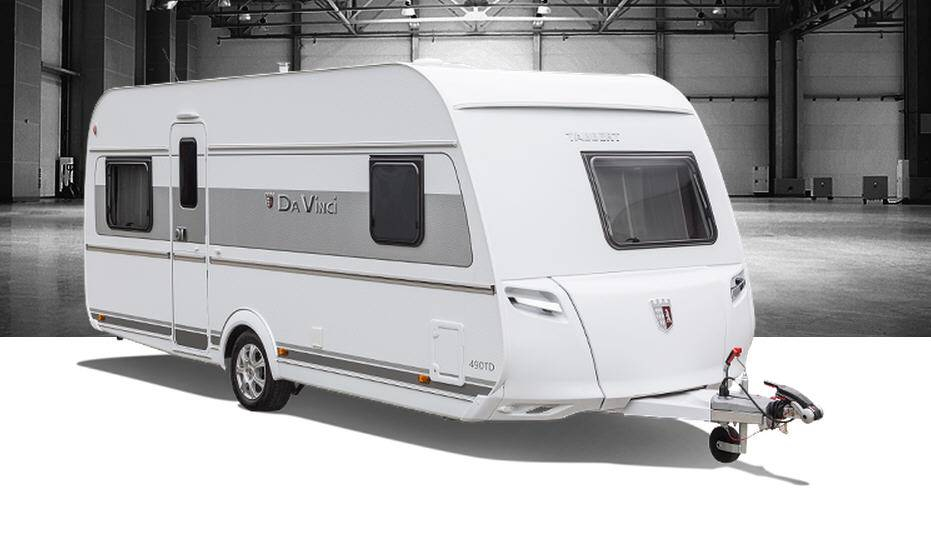 Tabbert Da Vinci 560 TDL - Exterior