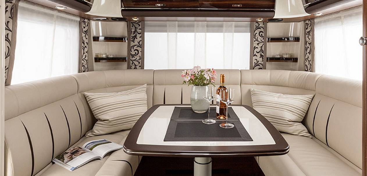 Tabbert Cellini 590 TD - Interior