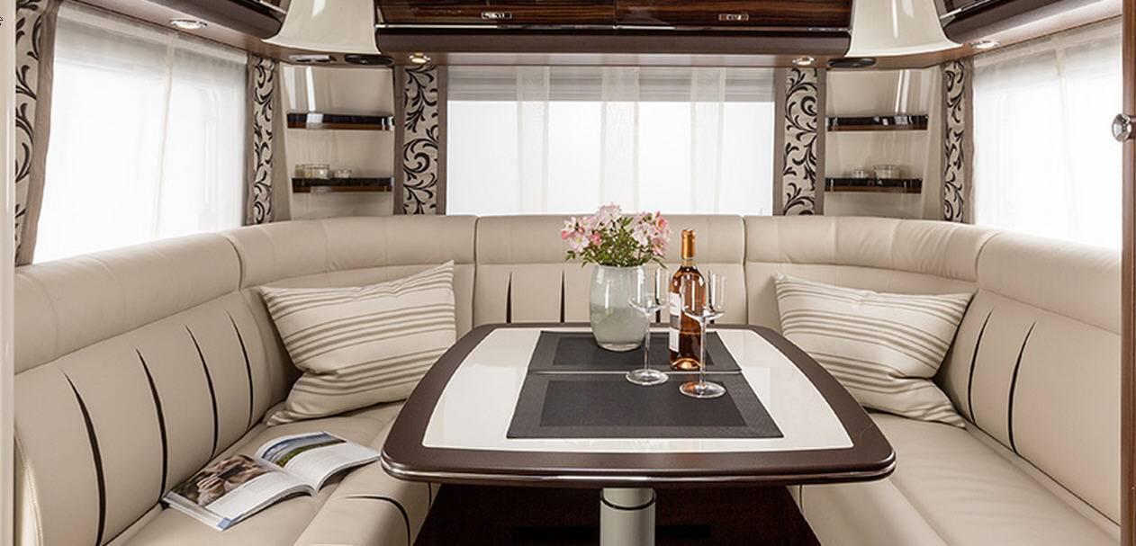 Tabbert Cellini 750 HTD - Interior