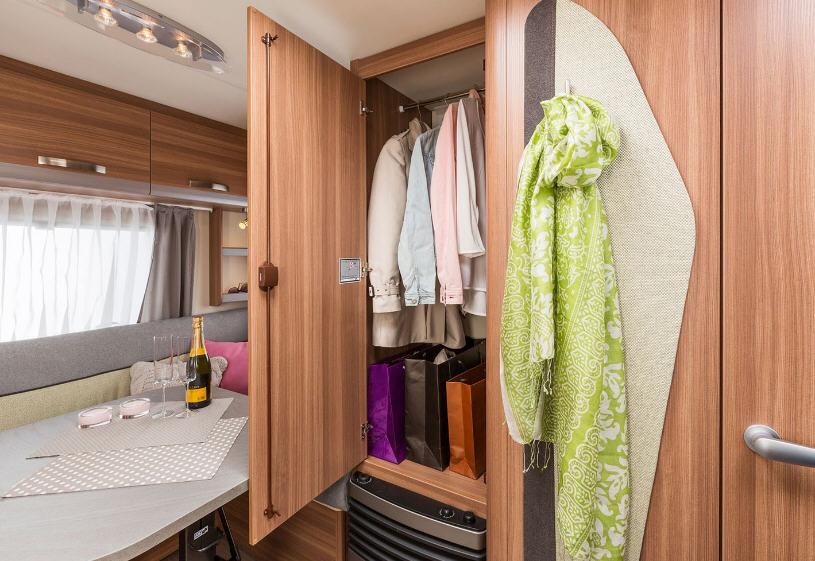 Weinsberg Cara One 420 QD - Interior