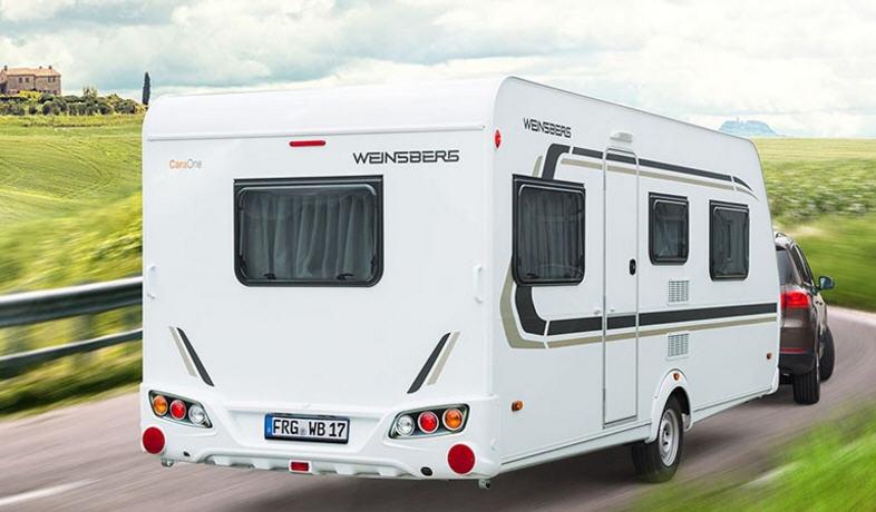 Weinsberg Cara One 740 UDF - Exterior