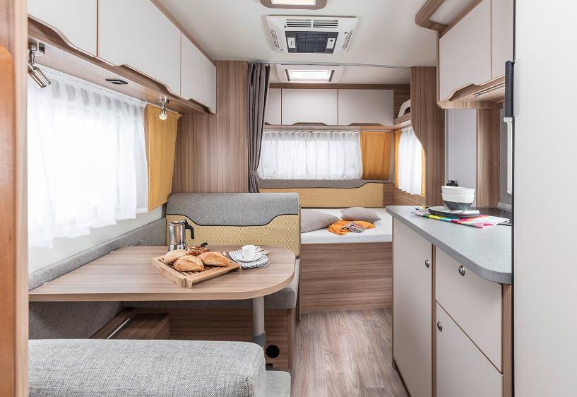 Weinsberg Cara Two 390 QD - Interior