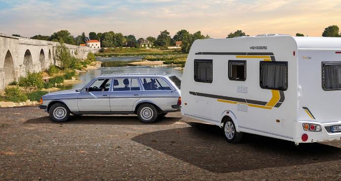 Weinsberg Cara Two 550 QDK - Exterior