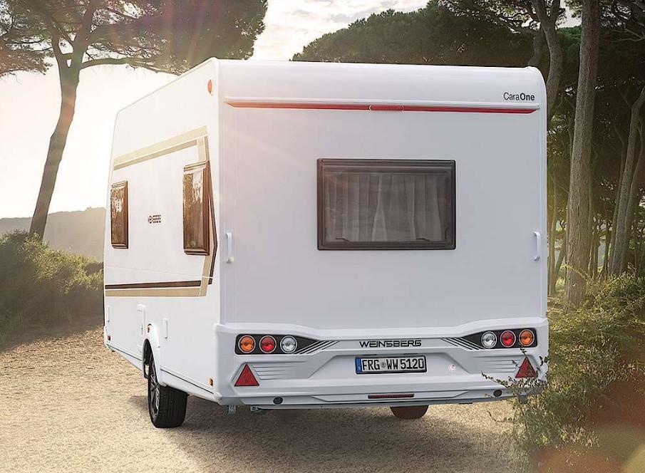 Weinsberg CaraOne 400 LK - Exterior
