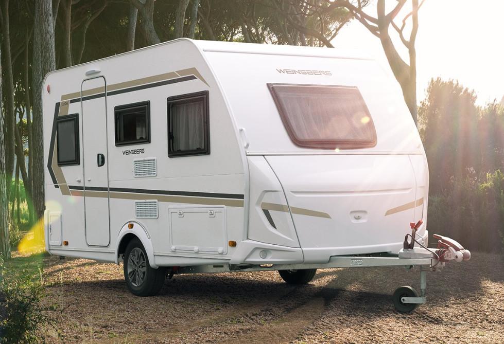 Weinsberg CaraOne 390 PUH - Exterior