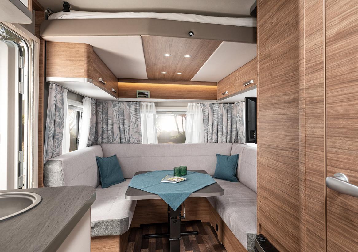 Weinsberg CaraOne 390 PUH - Interior
