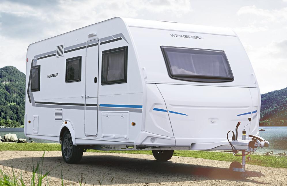 Weinsberg CaraTwo 390 QD - Exterior