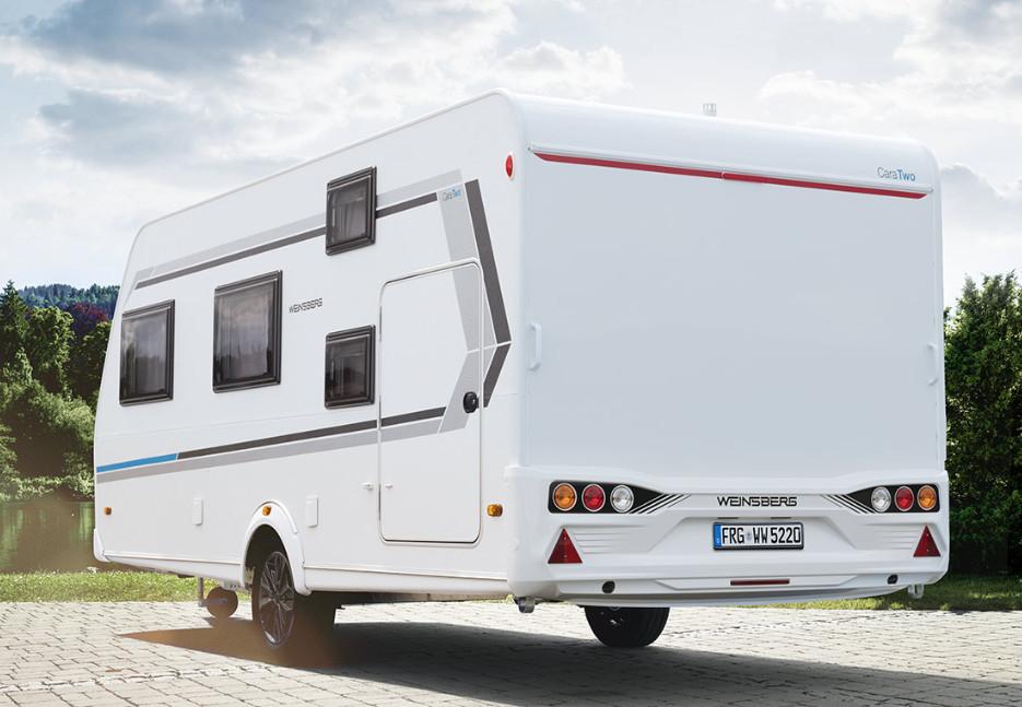 Weinsberg CaraTwo 400 LK - Exterior