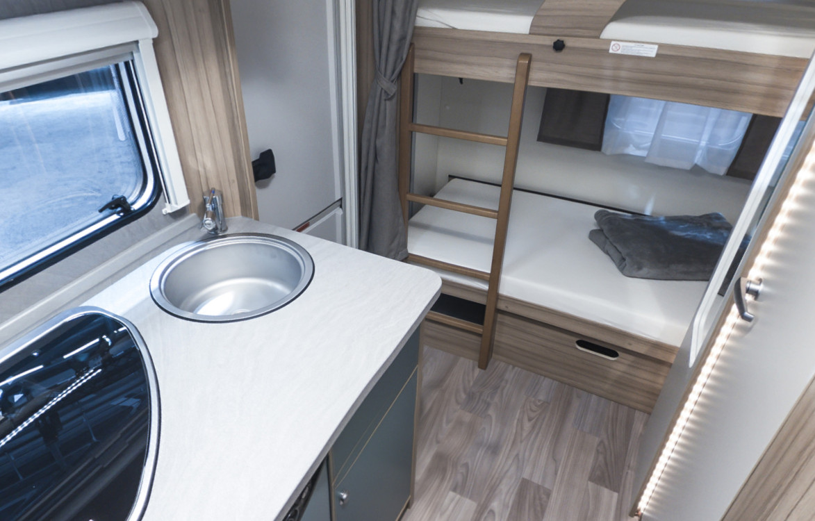 Weinsberg CaraTwo 400 LK - Interior