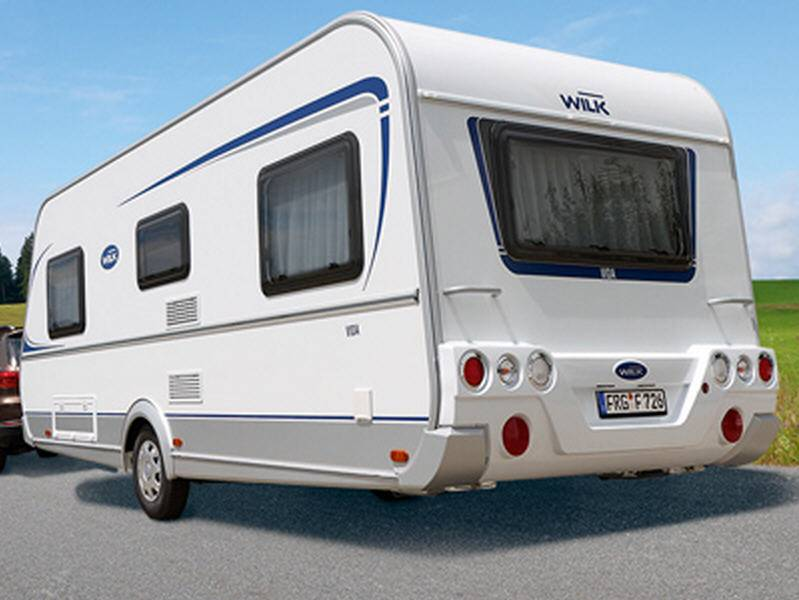 Wilk VIDA V 420 FD - Exterior