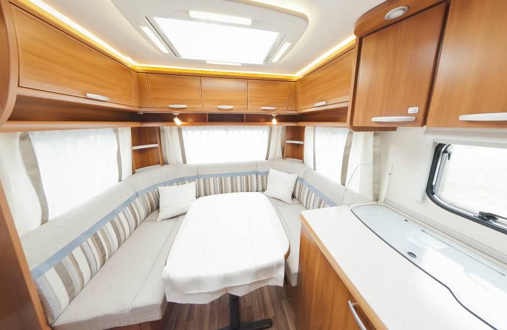 Wilk SENTO S 450 HTD - Interior