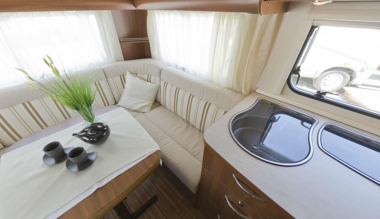 Wilk ETERNO E 490 HTD - Interior
