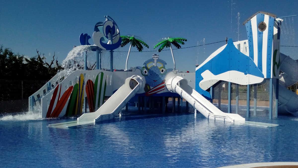 Al Agua Patos Los Mejores Campings Con Parque Acuático
