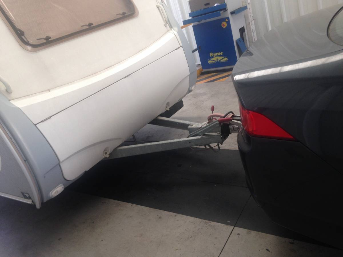ITV caravana