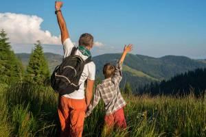 Boltaña con niños, una aventura para toda la familia
