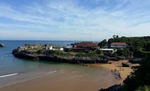 Un camping para amantes del caravaning en Cantabria