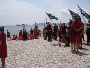 Desembarca la fiesta de Moros y Cristianos en Jávea