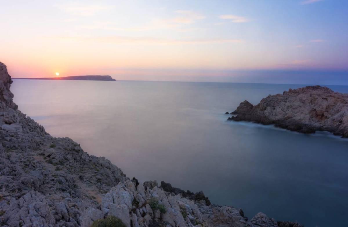 fornells-menorca-sunset