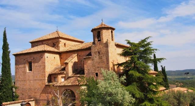 iglesia Alquézar