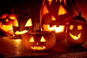 Halloween por todo lo alto en el camping El Arbolado