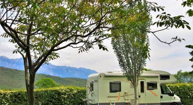 parcela camping boltana
