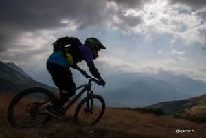Un camping único para ciclistas en el Pirineo aragonés
