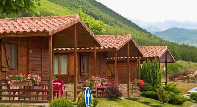 El camping Valle de Tena, un camping en los Pirineos