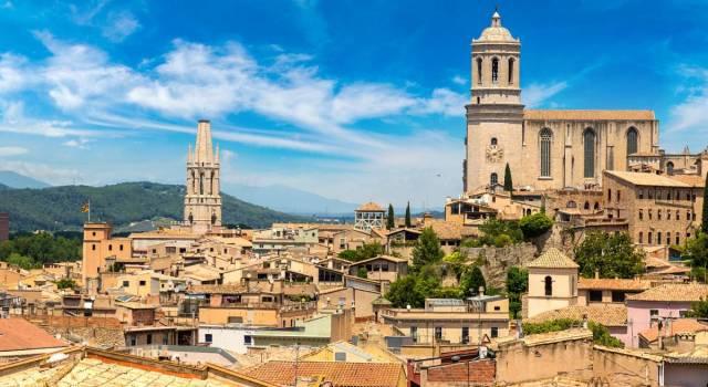Panorámica de Girona