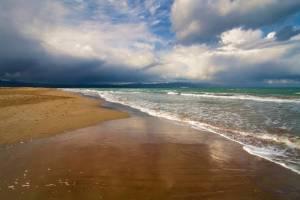 Playas vírgenes y salvajes en el Delta del Ebro