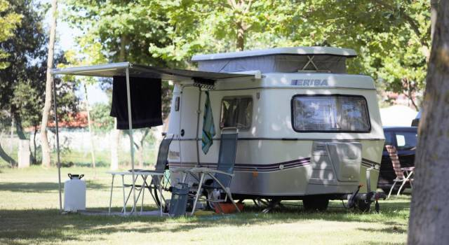 Laredo de camping