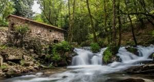 ruta piedras y agua