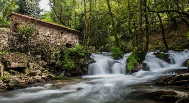 Ruta de las piedras y el agua