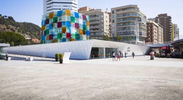 Pompidou-Malaga