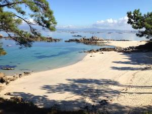 De camping en la Península de O Grove