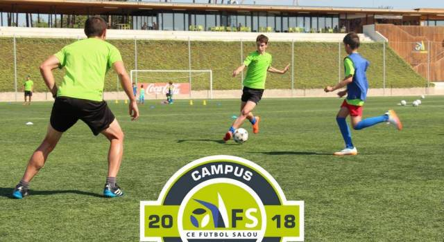 Campus Summer CE FUTBOL SALOU
