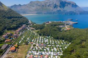 Camping y surf en Cantabria