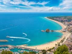 Playas de Blanes
