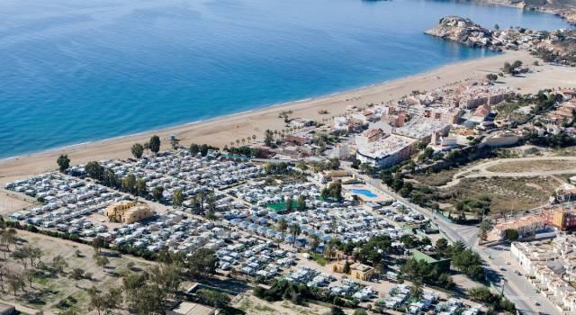 camping Playa Mazarrón