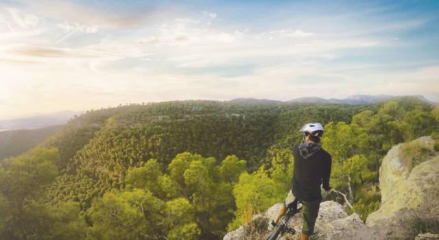 Ciclismo en Sierra Espuña