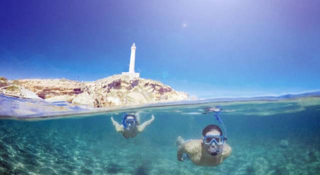 Snorkel en Cabo de Palos, Cartagena