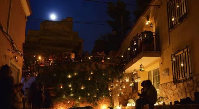 Noche de las velas de Aledo